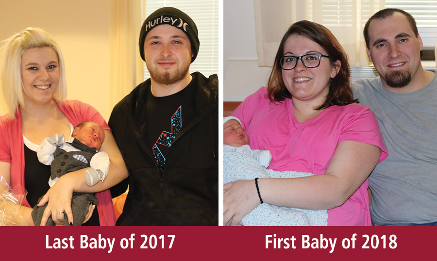 Image for MMH Welcomes Last Baby of 2017, First Baby of 2018