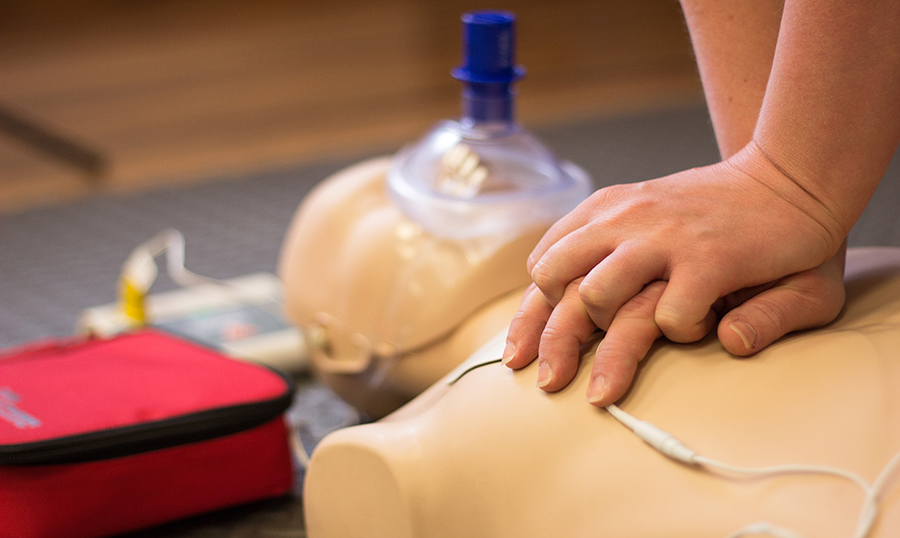 Image for Basic Life Support (November)