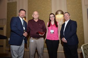 MMH Social Worker Receives IRHA Award