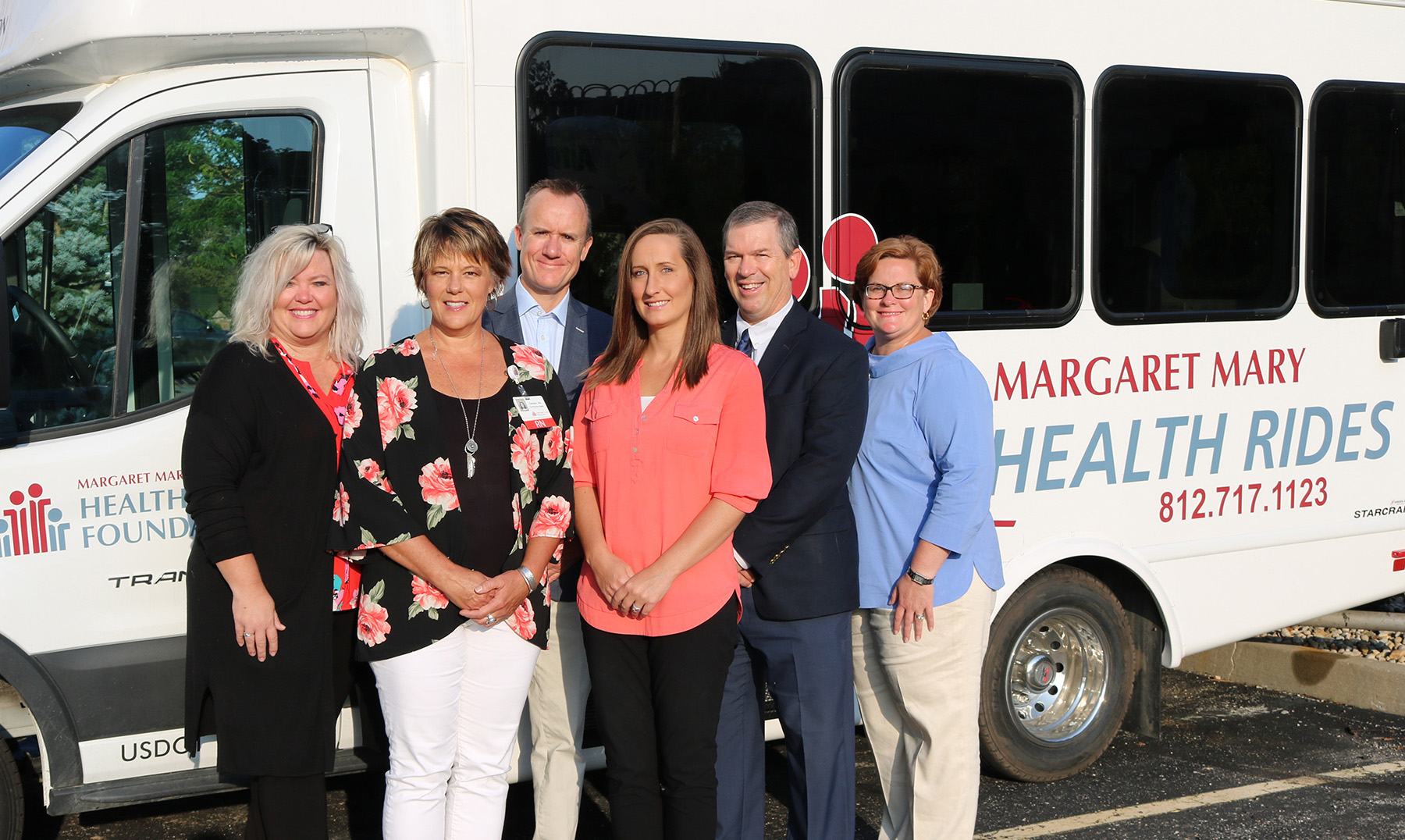 Image for Margaret Mary Health Offers New Transportation Service to Patients