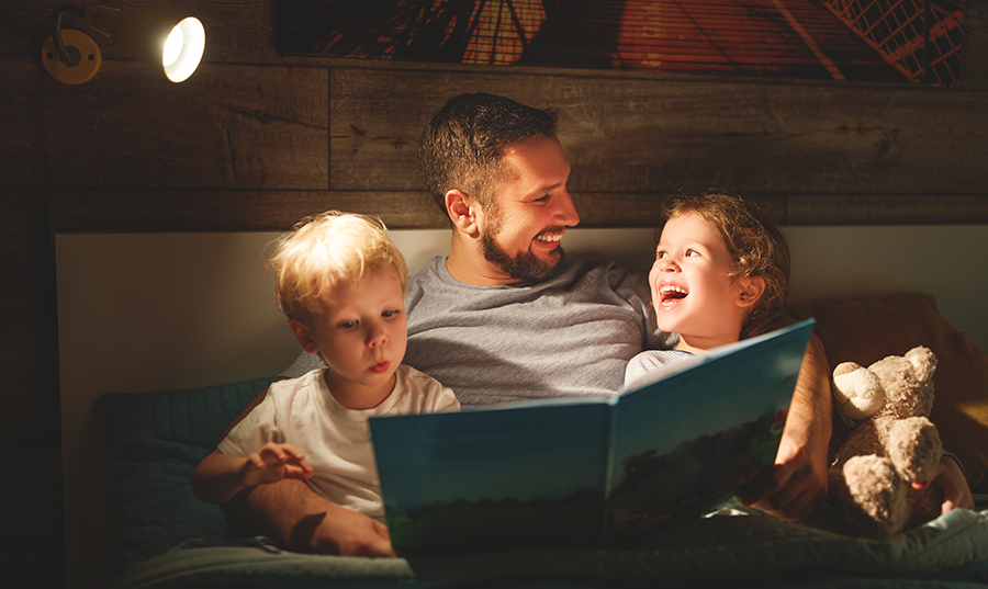 Image for When is the Right Time to Start Reading to Your Child?