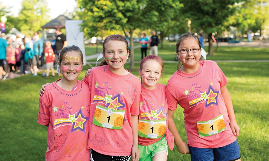 Image for Girls on the Run Spring 5k